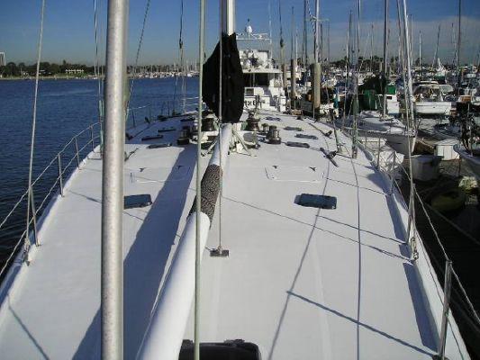 Custom Racer/Cruiser Sloop 1996 Sloop Boats For Sale SpeedBoats