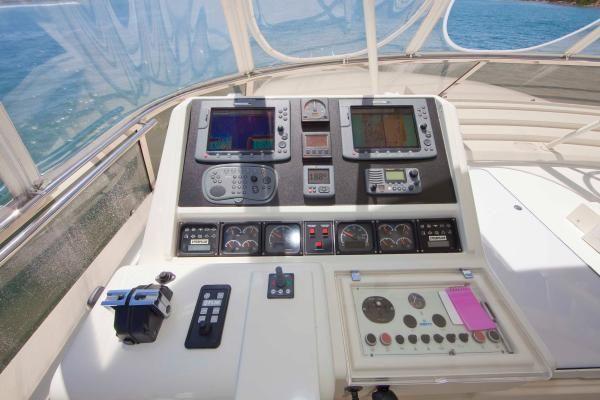 Ferretti Cockpit Motor Yacht 1996 All Boats