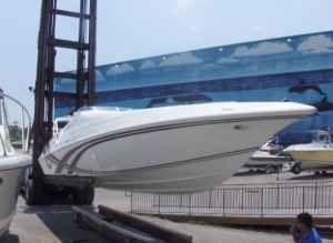 Fountain 38 Sport Cruiser 1996 Fountain Boats for Sale