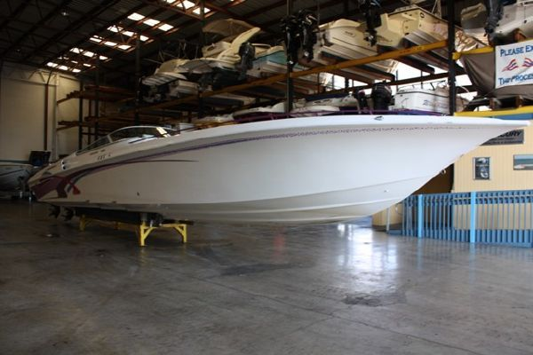 Fountain 47 Lightning 1996 Fountain Boats for Sale