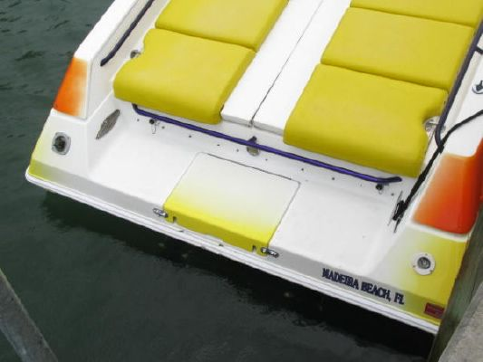 Fountain Yanmar Diesels! 1996 Fountain Boats for Sale