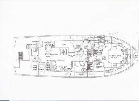 Grand Banks 46 Europa 1996 Grand Banks Yachts