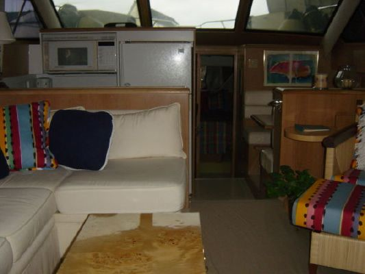 Hatteras 50' Sport Deck 1996 Hatteras Boats for Sale