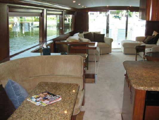 Hatteras SPORT DECK (1996/2004) 1996 Hatteras Boats for Sale
