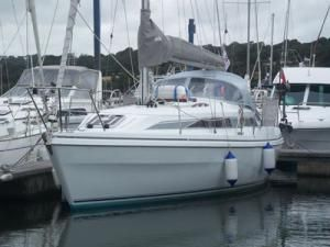 Hunter Channel 323 1996 All Boats