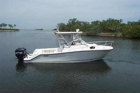 Mako 243 Walk Around 1996 Mako Boats for Sale