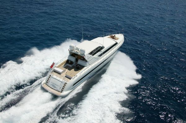 Boats for Sale & Yachts Mangusta 100 1996 All Boats