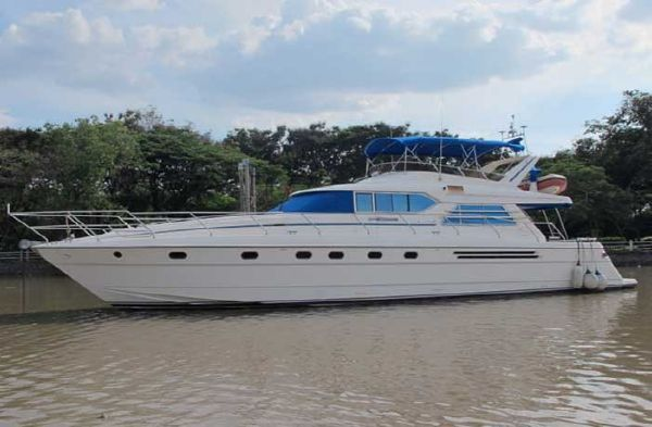 Marine Projects Princess 66 1996 Princess Boats for Sale