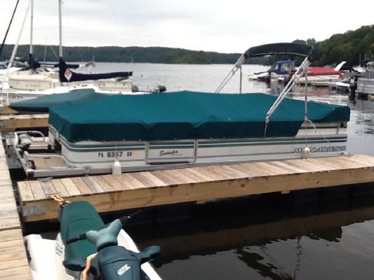 Boats for Sale & Yachts MONARCH SUNSPA 200 1996 All Boats