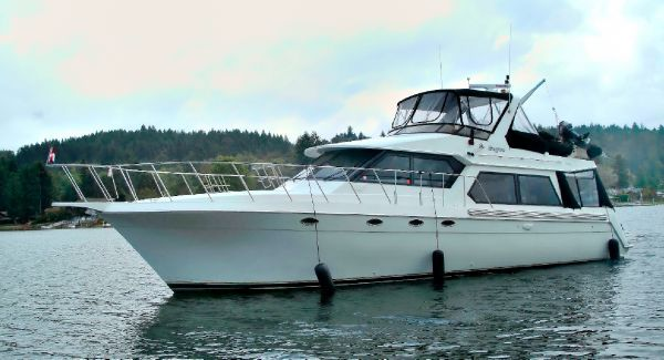 Boats for Sale & Yachts Navigator 50 Classic Pilothouse 1996 Pilothouse Boats for Sale