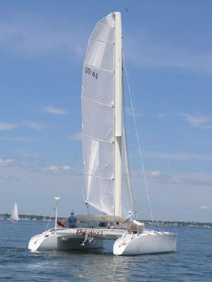 Newick Catamaran 1996 Catamaran Boats for Sale
