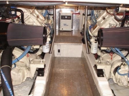 Boats for Sale & Yachts Ocean Yachts 45 Super Sport 1996 All Boats