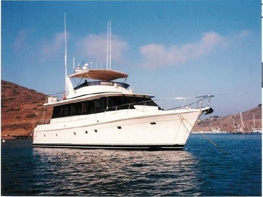 1996 Offshore Flushdeck Motor Yacht Boats Yachts For Sale