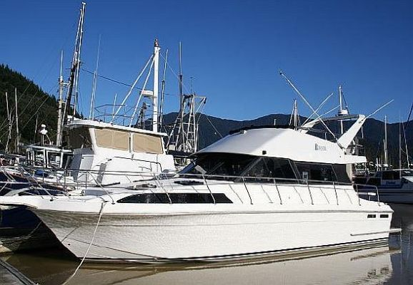 Princess Redeemer 42 1996 Princess Boats for Sale