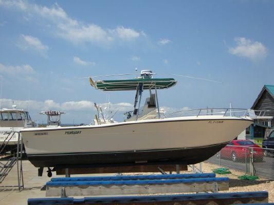 Boats for Sale & Yachts Pursuit 2600 Center Console 1996 All Boats