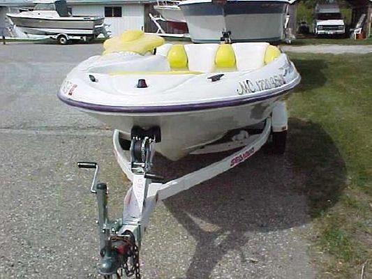 Sea Doo Speedster 1996 All Boats