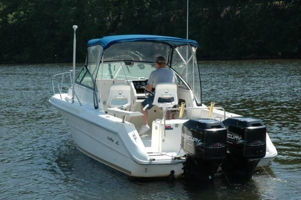 1996 Sea Ray 24 Fdc Laguna Boats Yachts For Sale