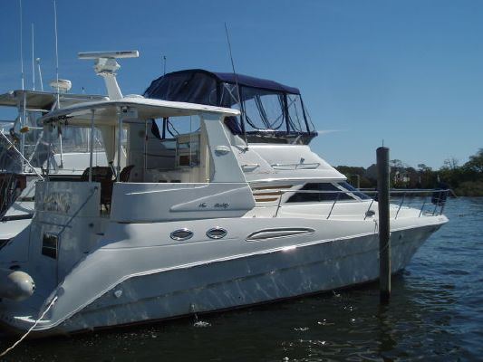 1996 sea ray 420 aft cabin motor yacht boats yachts for sale for Sea ray motor yacht for sale