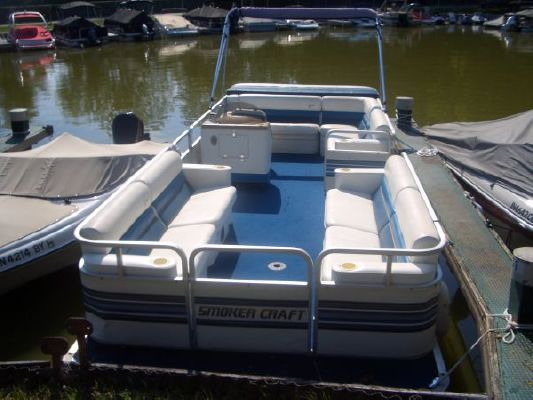 Smoker Craft 840 Dolphin 1996 All Boats
