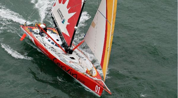 THIERRY ELUERE 60 ft Open Imoca/Eco class 1996 All Boats