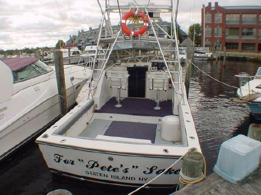 Boats for Sale & Yachts Topaz Custom Sportfish 1996 Sportfishing Boats for Sale