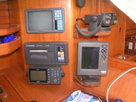 Wauquiez Centurion 41 S 1996 All Boats