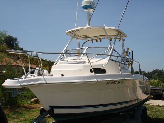 Wellcraft 238 Coastal WITH 2009 OUTBOARD! 1996 Wellcraft Boats for Sale