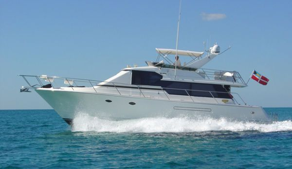 1996 west bay sonship pilothouse motoryacht  1 1996 West Bay SonShip Pilothouse Motoryacht
