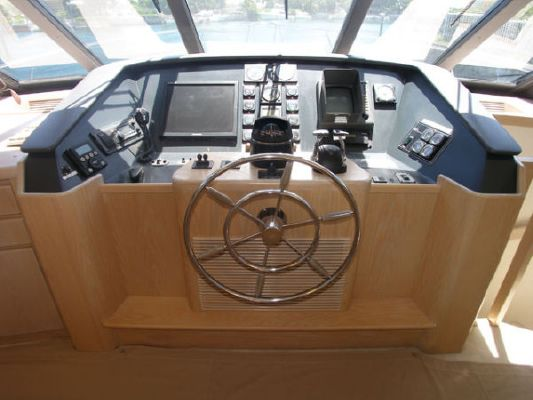 1996 west bay sonship pilothouse motoryacht  10 1996 West Bay SonShip Pilothouse Motoryacht