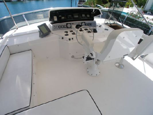 1996 west bay sonship pilothouse motoryacht  21 1996 West Bay SonShip Pilothouse Motoryacht