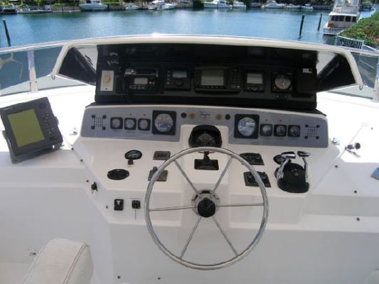 1996 west bay sonship pilothouse motoryacht  22 1996 West Bay SonShip Pilothouse Motoryacht