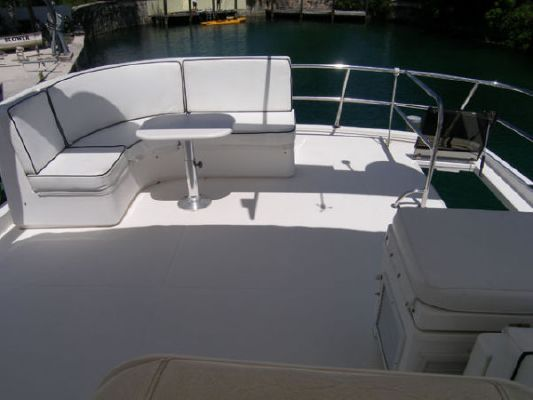 1996 west bay sonship pilothouse motoryacht  23 1996 West Bay SonShip Pilothouse Motoryacht