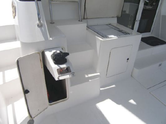 1996 west bay sonship pilothouse motoryacht  26 1996 West Bay SonShip Pilothouse Motoryacht