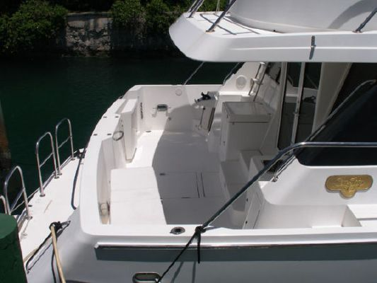 1996 west bay sonship pilothouse motoryacht  27 1996 West Bay SonShip Pilothouse Motoryacht