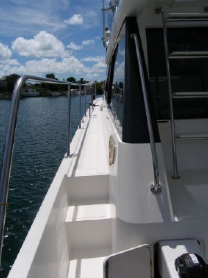 1996 west bay sonship pilothouse motoryacht  29 1996 West Bay SonShip Pilothouse Motoryacht