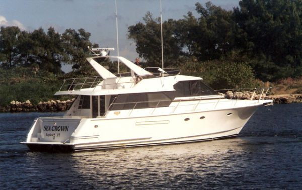 1996 west bay sonship pilothouse motoryacht  30 1996 West Bay SonShip Pilothouse Motoryacht