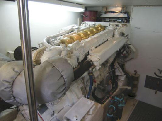 1996 west bay sonship pilothouse motoryacht  32 1996 West Bay SonShip Pilothouse Motoryacht