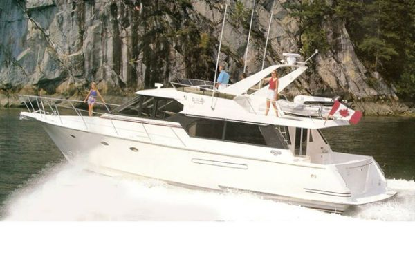 1996 west bay sonship pilothouse motoryacht  34 1996 West Bay SonShip Pilothouse Motoryacht