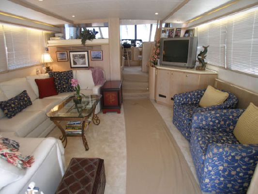 1996 west bay sonship pilothouse motoryacht  4 1996 West Bay SonShip Pilothouse Motoryacht