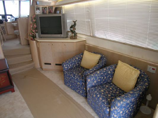 1996 west bay sonship pilothouse motoryacht  5 1996 West Bay SonShip Pilothouse Motoryacht