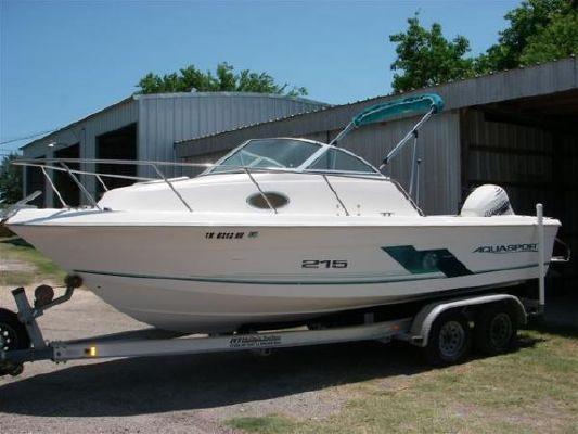 Boats for Sale & Yachts Aquasport 215 1997 All Boats