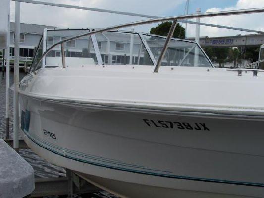 Aqusport Dual Console 1997 All Boats