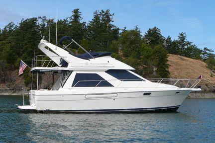 Bayliner 3788 Command Bridge Motoryacht 1997 Bayliner Boats for Sale