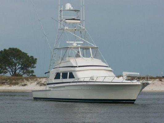Bertram Convertible Sportfish 1997 Bertram boats for sale Sportfishing Boats for Sale