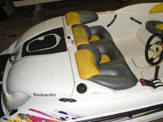 Bombardier Speedster 1997 All Boats
