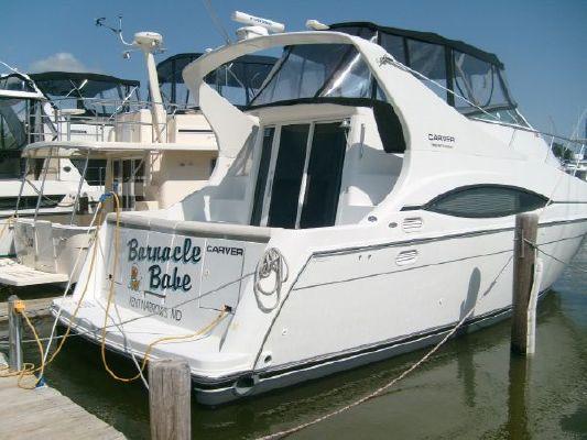 Carver 350 Mariner 1997 Carver Boats for Sale