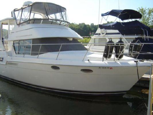 Carver 400 Cockpit Motor Yacht 1997 Carver Boats for Sale