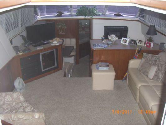 1997 carver 445 aft cabin motor yacht  11 1997 Carver 445 Aft Cabin Motor Yacht