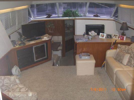 1997 carver 445 aft cabin motor yacht  12 1997 Carver 445 Aft Cabin Motor Yacht