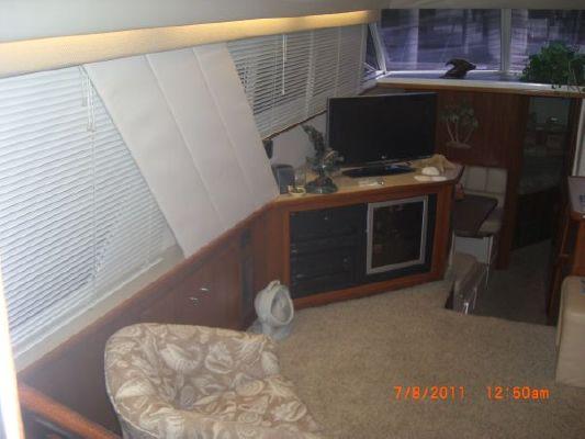 1997 carver 445 aft cabin motor yacht  13 1997 Carver 445 Aft Cabin Motor Yacht